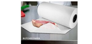 Butcher paper vs parchement paper